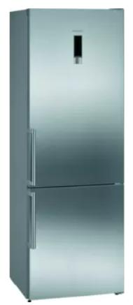 SIEMANS iQ300 FREE-STANDING FRIDGE-FREEZER