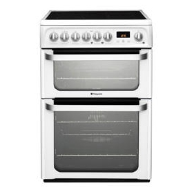 Hotpoint 60cm White Electric cooker