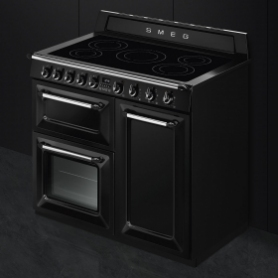 Smeg 100cm Induction top Range cooker - 1